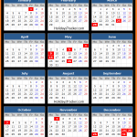 European Central Bank Holidays Calendar 2016