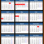 Hochiminh Stock Exchange Holidays Calendar 2016