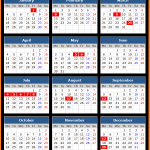 Indonesia Stock Exchange (IDX) Holidays Calendar 2016