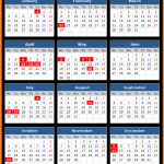 Stock Exchange of Thailand Holidays Calendar 2016