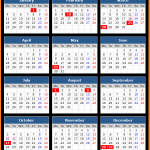 Jamaica Stock Exchange (JSE) Holidays Calendar 2016
