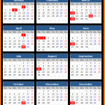 Cyprus Stock Exchange Holidays calendar 2016