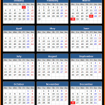 BME Spanish Exchanges Stock Market Holidays Calendar 2016