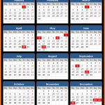 Bulgarian Stock Exchange Holidays Calendar 2016