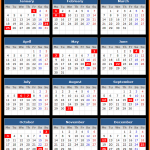 Central Bank of Malaysia Bank Holidays Calendar 2016