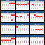 China Public Holidays Calendar 2016