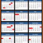 Egyptian Exchange holidays Calendar 2016