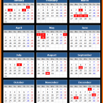 Kazakhastan Stock Exchange Holidays Calendar 2016