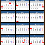 Merrimack County Saving Bank (US) Holidays Calendar 2016