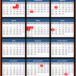 Moscow Stock Exchange Holidays Calendar 2016
