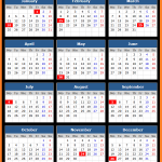 National Stock Exchange Holidays Calendar 2016