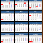 New Zealand Stock Exchange (NZX) Holidays Calendar 2016