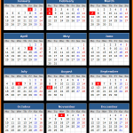 Stock Exchange Of Mauritius Holidays Calendar 2016