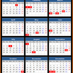Trinidad and Tobago Stock Exchange Holidays Calendar 2016