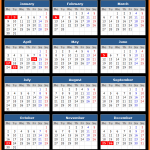New Zealand Public Holidays Calendar 2017