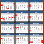 Reserve Bank of Australia Holidays Calendar 2017