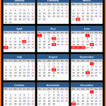 Indonesia Stock Exchange (IDX) Holidays Calendar 2017