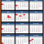 Stock Exchange of Thailand Holidays Calendar 2017