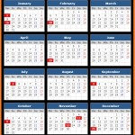 Emprise Bank Holidays Calendar 2017