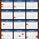 First State Bank Holidays Calendar 2017