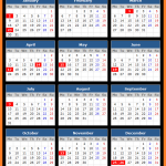 Cayman Islands Public Holidays Calendar 2017