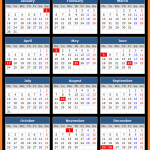 Luxembourg Public Holidays Calendar 2017