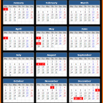 Antigua and Barbuda Public Holidays Calendar 2018
