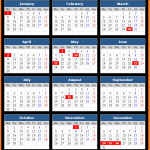 Luxembourg Bankers Association (ABBL) Holidays Calendar 2018