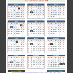 Nova Scotia Holidays Calendar 2015(Click To Enlarge)