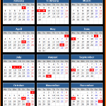 Click here to view printable Malacca (Malaysia) Public Holidays Calendar 2016