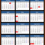 Silicon Valley Bank (UK) Holidays Calendar 2016