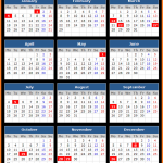 Bank of Albania Bank Holidays Calendar 2016