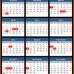 Bombay Stock Exchange Holidays Calendar 2016
