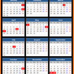 Malawi Stock Exchange Holidays Calendar 2017