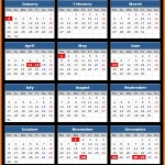 Asian Development Bank Holidays Calendar 2017