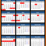 China Public Holidays Calendar 2017