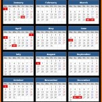 New South Wales (Australia) Public Holidays Calendar 2018