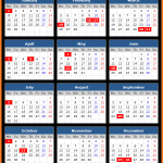 Hong Kong public holiday calendar 2018
