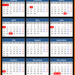 New Zealand Public Holiday Calendar 2018