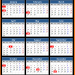 Happy State Bank (US) Holidays Calendar 2018