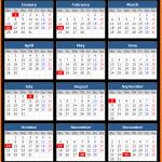 BBT Bank (US) Holiday Calendar 2019