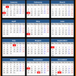 Fulton Bank (US) Holiday Calendar 2019