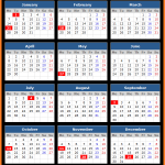 Liberty National Bank (US) Holidays Calendar 2019