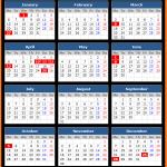 Australian Capital Territory (Australia) Public Holidays 2020