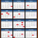 India Public Holidays Calendar 2020