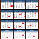 Kedah Public Holidays Calendar 020