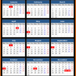 New Brunswick Public Holidays Calendar 2020