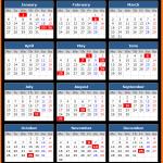 Perak Public Holidays Calendar 2020