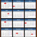 Prince Edward Island Public Holidays Calendar 2020
