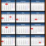 Quebec Public Holidays Calendar 2020